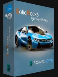 SolidRocks 2.2.4 for 3ds Max 2013 - 2019