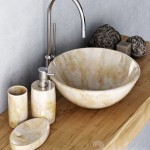 Washbasin marble mini