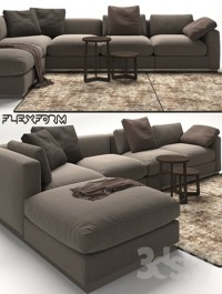Sofa Flexform Beauty