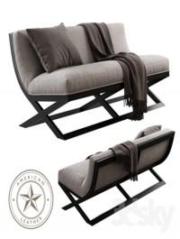 American Leather Tori (Sofa)