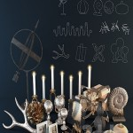 Arteriors decoration set
