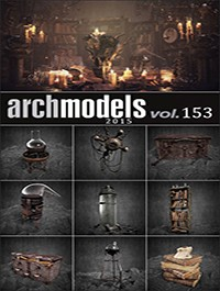 Evermotion Archmodels vol 153