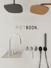 Piet Boon bath set