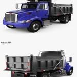 Peterbilt 340 Dump Truck 2009