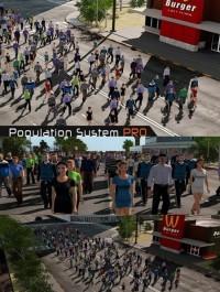 Population System PRO