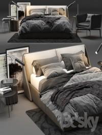 ALIVAR Lagoon Bed