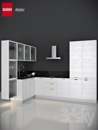 Kitchen Scavolini Atelier