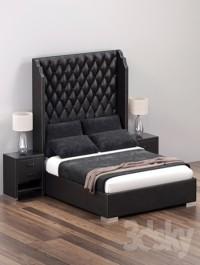 Bed Tiffany 2