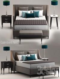 Bed GRACE galimberti