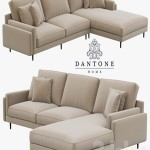 Dantone Home Sofa Portry Modular Two-Section