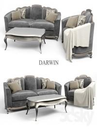 Sofa and Chair Darwin