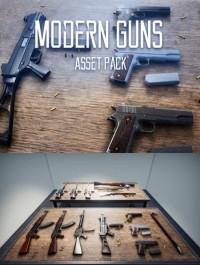 Modern Guns Pack