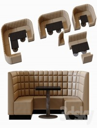 Furniture for restaurants