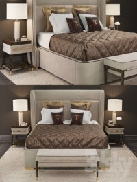 Bedroom set Turri