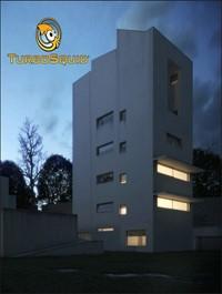 TurboSquid Full Exterior Building