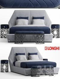 Bed longhi Yume