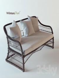 ELAN LOVESEAT sofa collection PR3