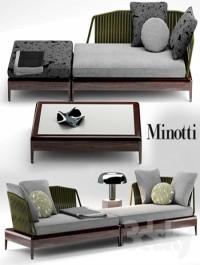 Sofa minotti indiana