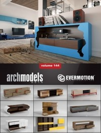 Evermotion Archmodels vol 144