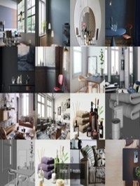 Interior 3D Model Collection