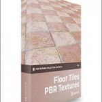CGAxis Floor Tiles PBR Textures – Collection Volume 10