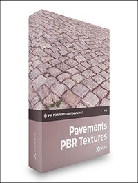 CGAxis Pavements PBR Textures – Collection Volume 7