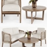 Outdoor Furniture w001