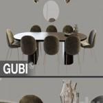 Gubi Dining Set 1