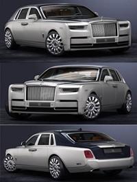 Rolls Royce Phantom 2018