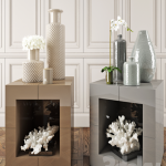 Decoration set 3 by Kelly Hoppen