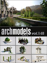 Evermotion Archmodels vol 148