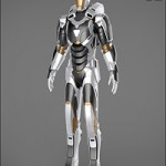 3D Printable Costume – Do3D – Iron Man – Suit – MK39 – Gemini