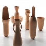 Cgtrader Gardenias Vases 3D model
