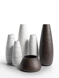 Porcelain Vases 4 3D model