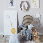 Decorative set for baby