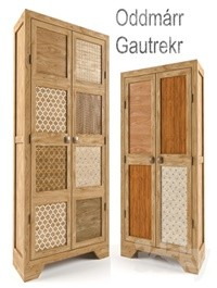 Oddmárr Gautrekr Scandinavian style