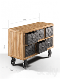 Dot&Bo Grover Cabinet