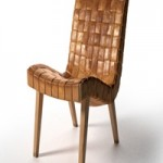 654w Lounge Chair 3D model