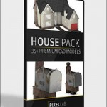 Introducing the 3D House Pack – The Pixel Lab