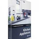 Kitchen Appliances 3D Models Collection – CGAxis Volume 116