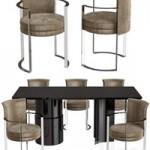Fendi Casa Dining Table