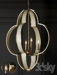 Ballard Designs Gigi Pendant