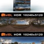 Hdri Hub HDR Pack 001 Meadow