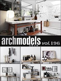 Evermotion Archmodels vol 196