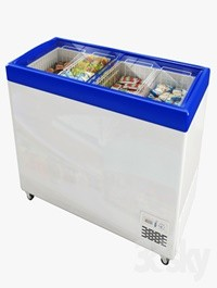 Freezer Polair Standard