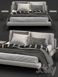 LIVING DIVANI Floyd-Hi Bed