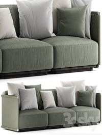 Sofa flexform eddy