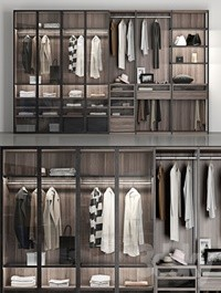 wardrobe Poliform wardrobe