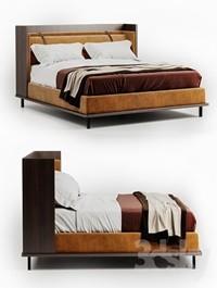 Twelve AM bed by Molteni & C