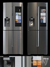 Refrigerator Samsung RF22K9581SR